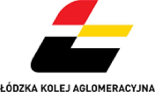 Logo Łódzka kolej