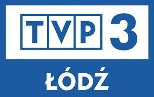 Logo TVP3 Łódź